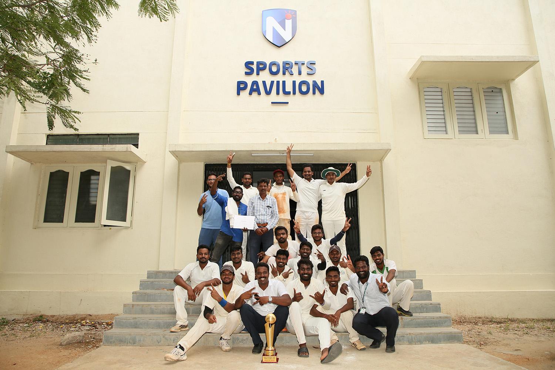 RGUHS Gulbarga Zonal Cricket Match Winner