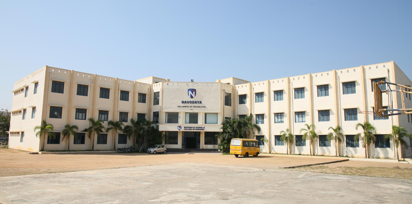 Navodaya School of Nursing