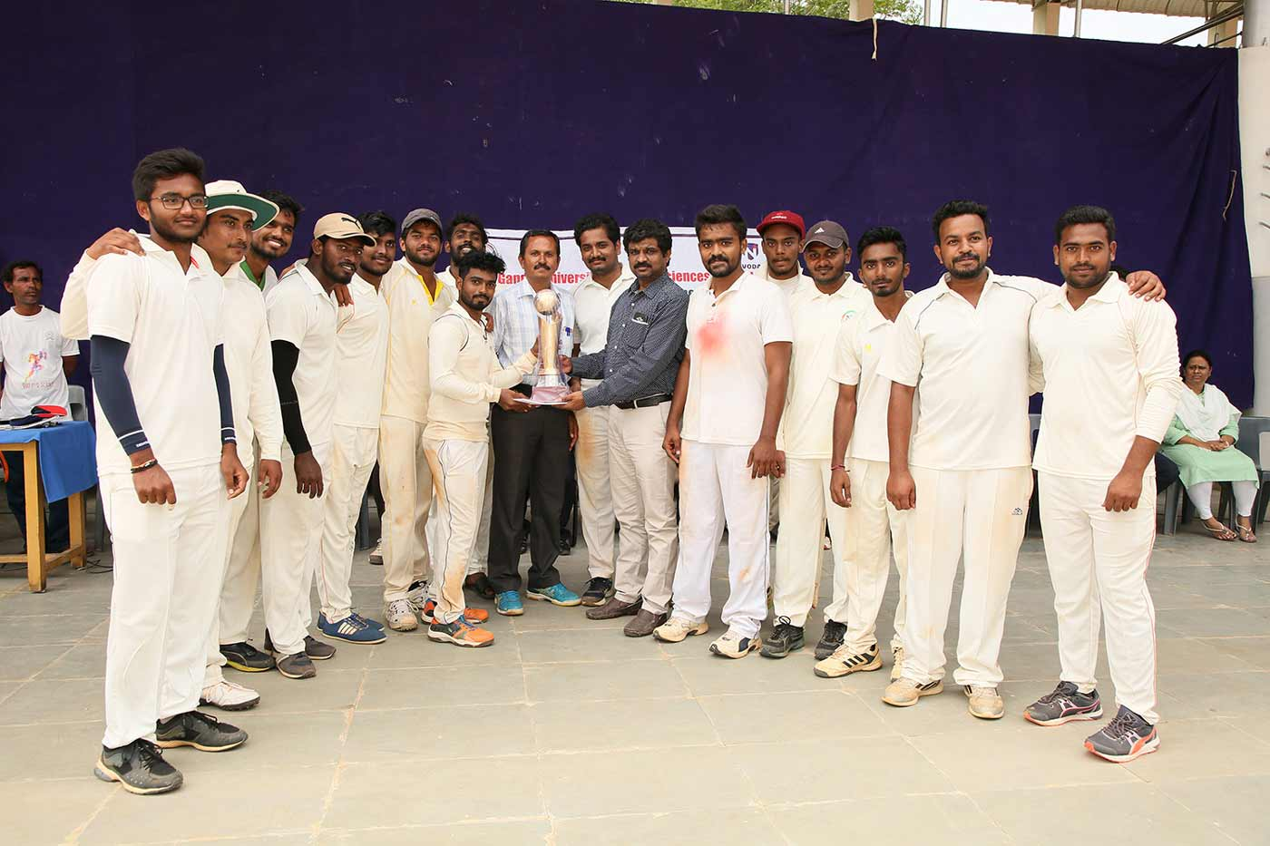Cricket Match 2018