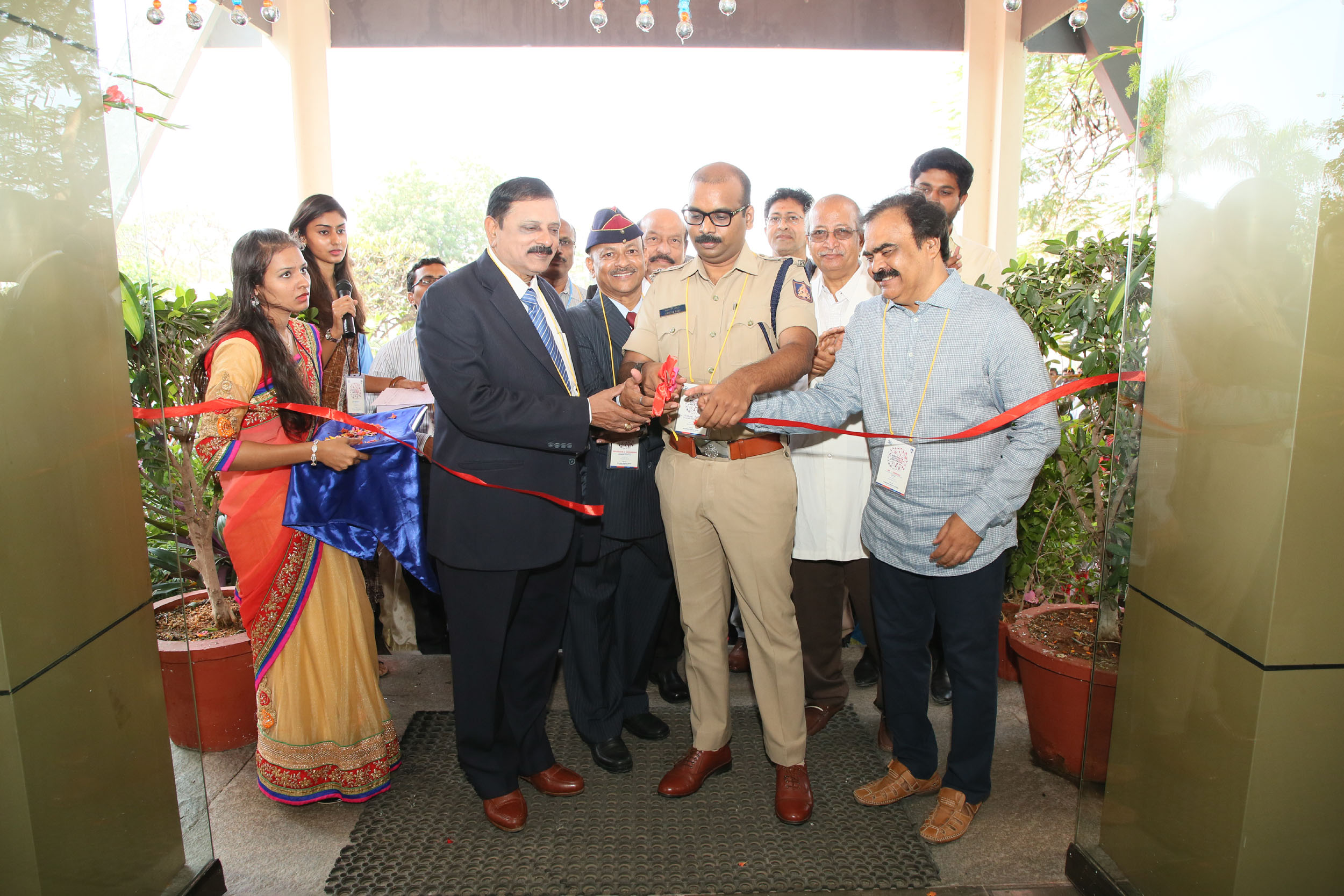 Inauguration of Silver Jubilee Mega Exhibition
